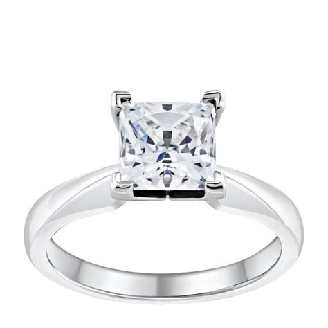 engagement rings solitare style solitaire
