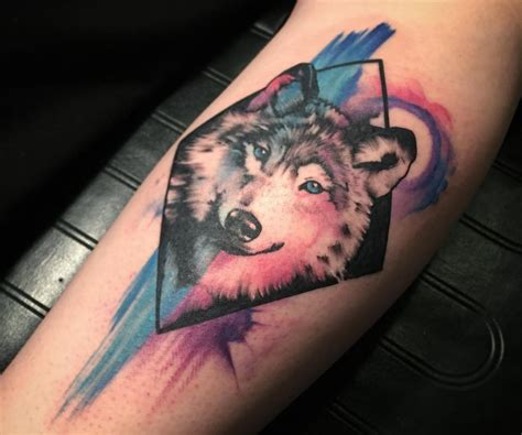 wolf tattoo meaning ink vivo