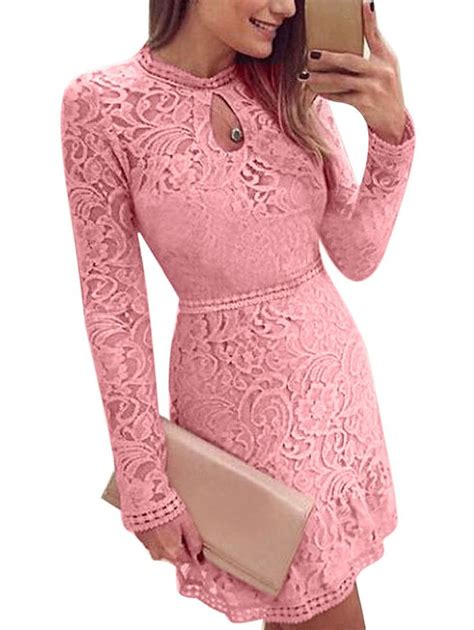 Renda Peplum Dress peplum hem keyhole lace dress 19 67 vestido de renda