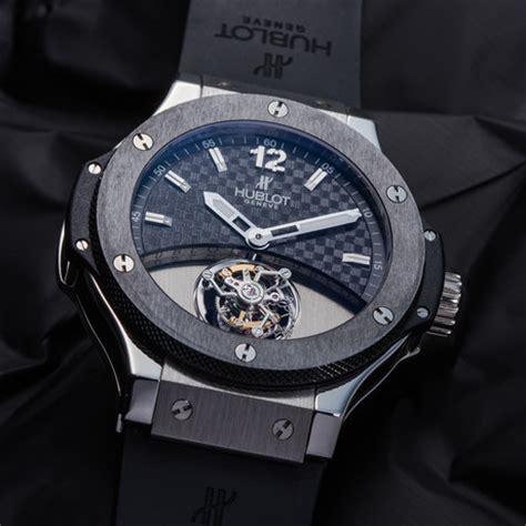 Hublot King Bigbang Tourbillon Leather Automatic 2 hublot award winning watches touch of modern