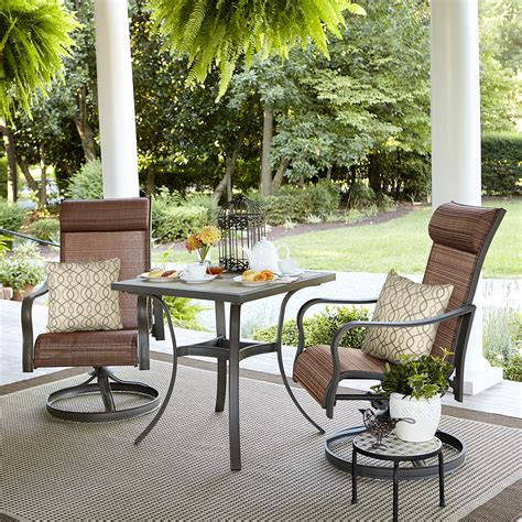 jaclyn smith marion  piece bistro set limited