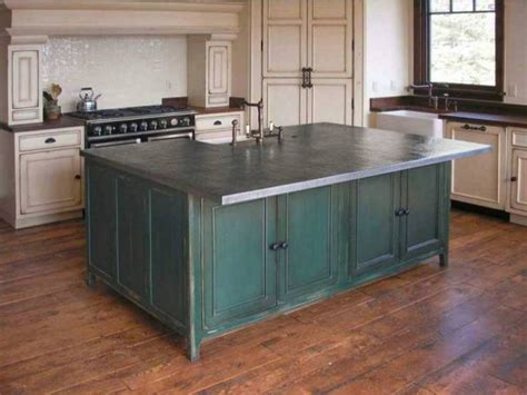 Zinc Kitchen Countertops by Top Kitchen Countertop Materials Pros And Cons