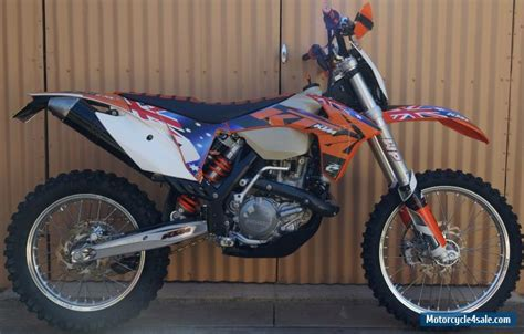 2012 Ktm 450 Exc For Sale Ktm 450 Exc For Sale In Australia