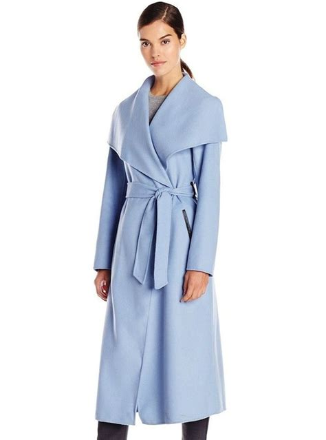 light blue wool coat would you wear a light blue coat for winter whowhatwear