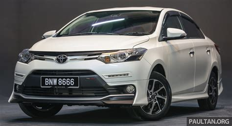 Toyota Vios 2016 Toyota Vios 2016 Kini Dilancarkan Dual Vvt I Cvt Eev