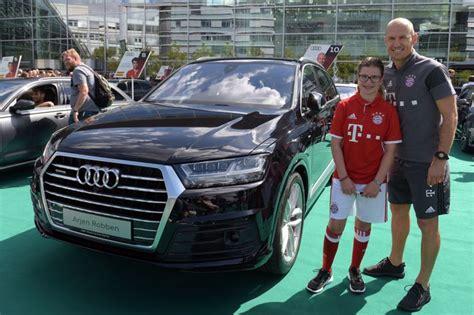 Audi Gebrauchtwagen Bayern by Audi Liefert Dienstwagen Aus Das Fahren Die Bayern