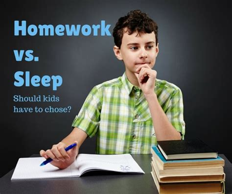 Articles On Homework Being Stressful by Homework Vs Sleep A Major Cause Of Stress In