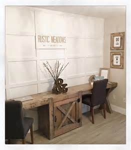 Rustic Desk Ideas 25 Best Ideas About Rustic Desk On Reclaimed Wood Desk Wooden Desk And Wood Office