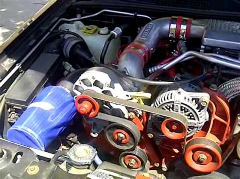 Jeep Grand Supercharger 5 7 1998 Jeep Grand 5 9l Supercharged