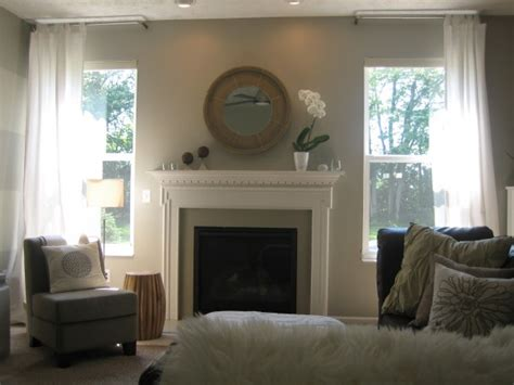Paint Colors For Family Room With Fireplace by House Tweaking