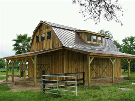 gambrel pole barns gambrel pole barn by barns and buildings chicken coop