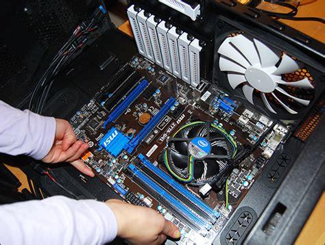 montage d un pc de bureau comment choisir les composants d un pc