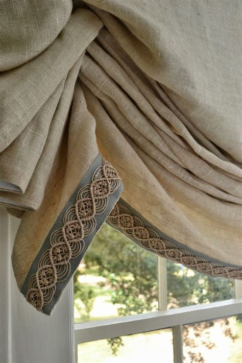 fabric for window treatments natural linen window treatments and linen fabric on pinterest