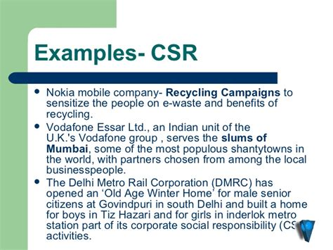 corporate social responsibility policy template corporate social responsibility
