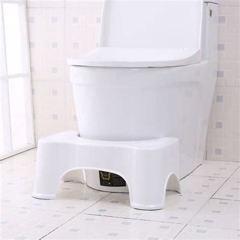 Potty Step Stool For Adults by Bathroom Toilet Squatty Step Stool Potty Squat Aid For