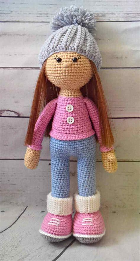 pattern crochet free doll molly doll crochet pattern amigurumi today