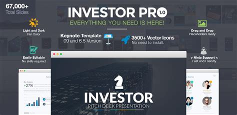 28 investment presentation template investment