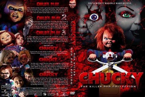 chucky movie number 1 chucky killer collection 2013 custom cover movie dvd
