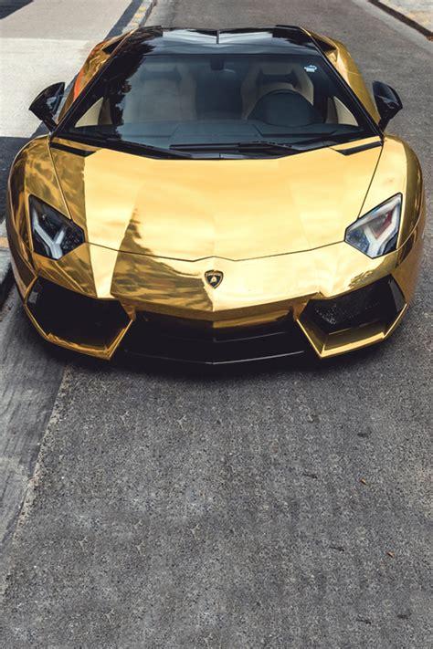 A Gold Lamborghini Untitled Via Image 2826317 By Marky On Favim