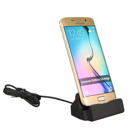 Charge Sync Dock Universal For All Android micro usb station dock charger sync desktop charging cradle for android