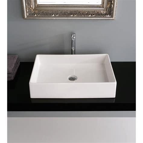 scarabeo bathroom sinks scarabeo 8031 60 bathroom sink teorema nameek s