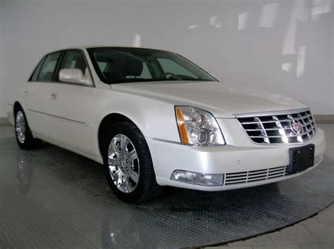 Cadillac Dts Platinum by Cadillac Dts Platinum Sedan For Sale Used Cars On
