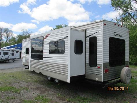 forest river travel trailer 2010 used forest river 304r travel trailer in
