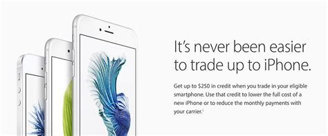 apple expands iphone quot trade up quot program to cover carrier fees lowers maximum handset value