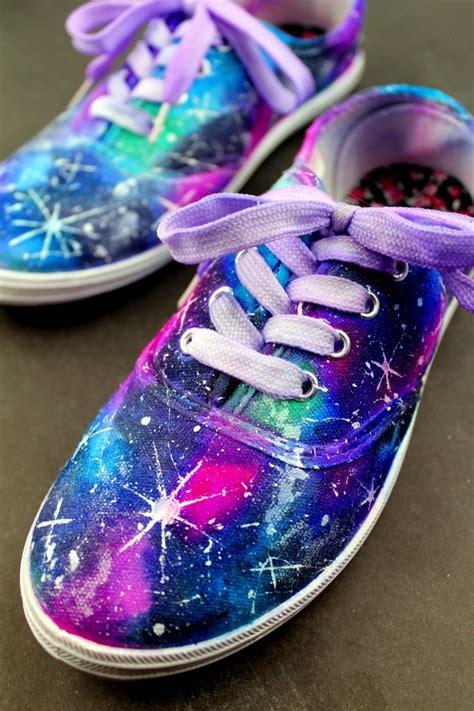 galaxy shoes diy diy sharpie galaxy shoes frugal eh