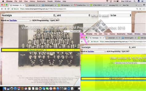 tutorial javascript external nostalgia game external javascript iframe external css