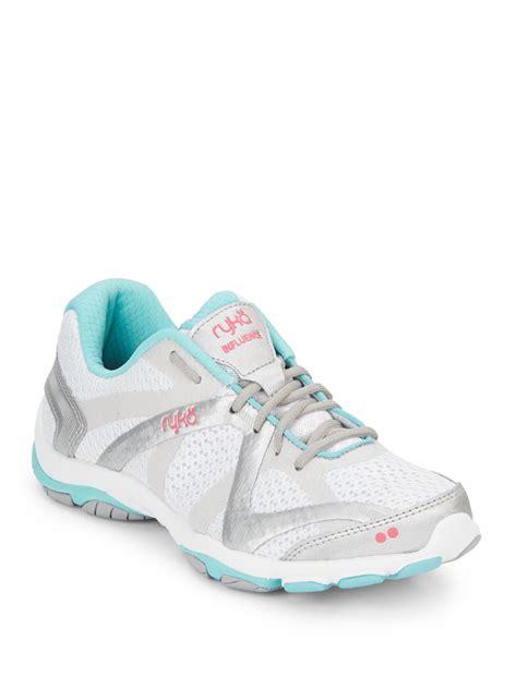 ryka sneakers ryka influence sneakers in white lyst