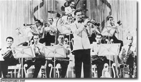 swing music facts big band music history music history of big band history