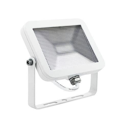 faro led faro faretto a led esterno slim bianco 10w luce calda ip65