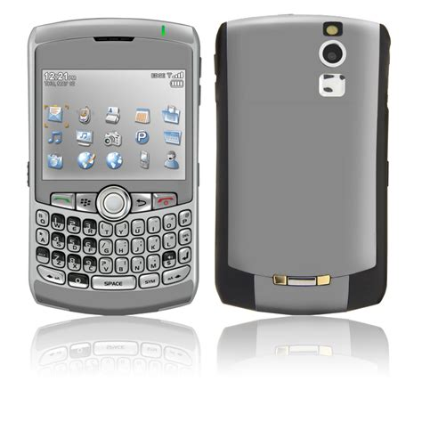 Tulang Blackberry 8300 8310 8320 8330 Original solid state gray blackberry curve 8300 series skin istyles