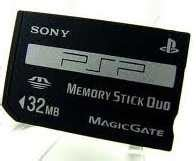 Psp Pro Card Templates by Sony Psp 32 Mb Pro Duo Memory Card For Sale Item 20976