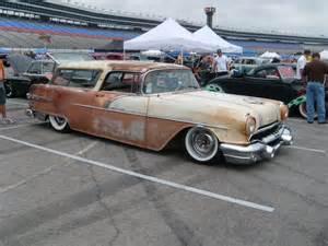 1956 Pontiac Safari Station Wagon 1956 Pontiac Safari Wagon Kustoms Leadsleds