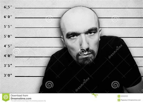 Criminal Arrest Record Mugshot Stock Image Image 31019721