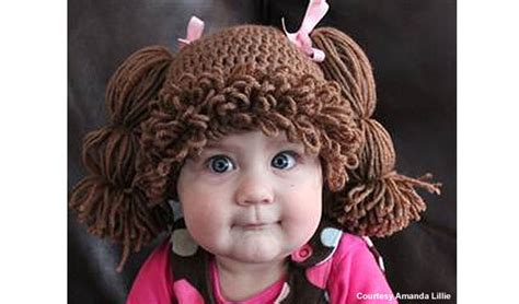 free pattern cor cabbage patch wig get your very own cabbage patch kid yummymummyclub ca
