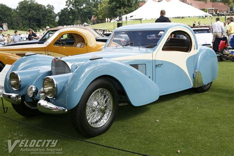 1937 Bugatti Type 57s Atalante by 1937 Bugatti Type 57s Atalante Information
