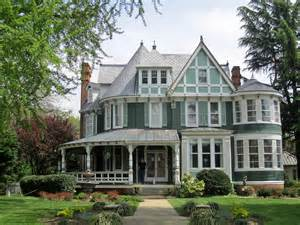 Victorian House Style Queen Anne Style House Centreville Maryland Paul