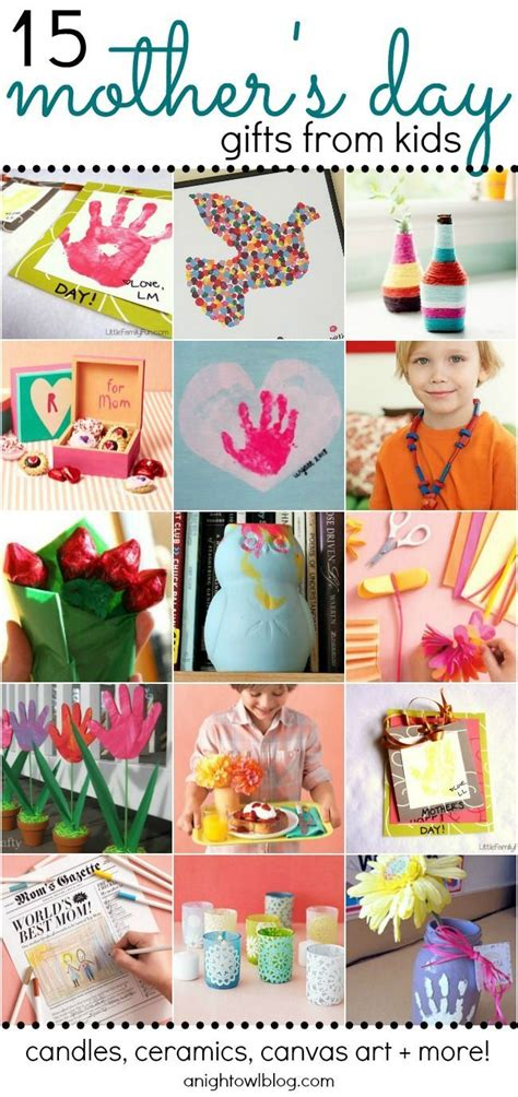 7 Cutest Mothers Day Presents by 15 Adorable S Day Gift Ideas From Discover