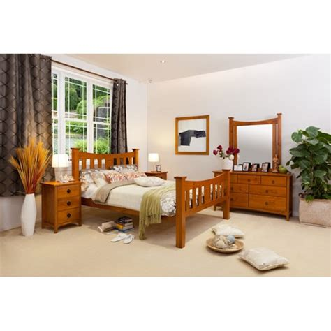 seattle 4pce king bedroom suite wooden furniture sydney