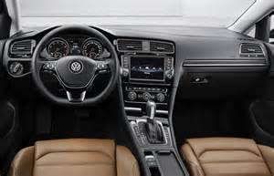 Mk7 Gti Interior The Next Volkswagen Golf Going For The Gold Once Again