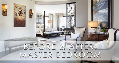 bedroom before and after pictures htons inspired luxury master bedroom before and after san diego interior designers