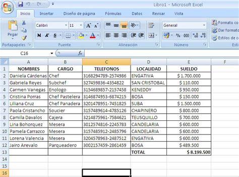 tutorial excel 2010 base de datos 191 como realizar una base de datos en excel magadogplayer