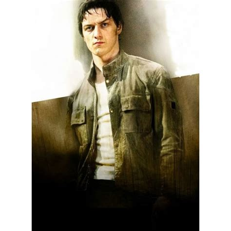 james mcavoy wanted 2 wanted wesley gibson james mcavoy leather jacket for sale