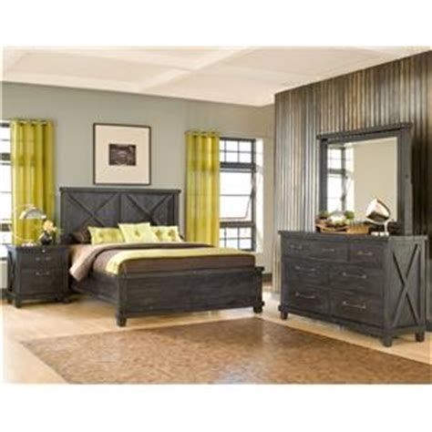 mfi furniture bedroom modus international yosemite 2 drawer rustic nightstand