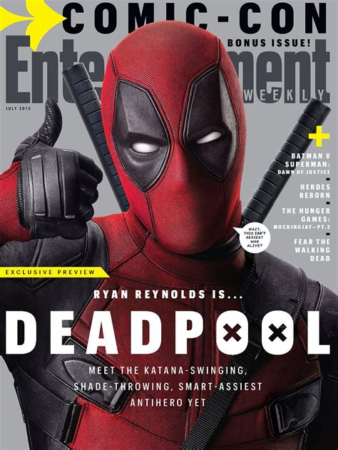 deadpool covers see the merc with a in in new deadpool photo