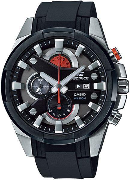 Casio Edifice Efr 540 Silver Black buy casio edifice for black resin band chronograph efr 540 1a watches uae