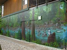 mural artist designer kim hunter indigo muralist pics photos it s all about outdoor wall murals